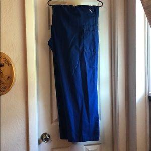 Men's Landau double pocket scrub pants